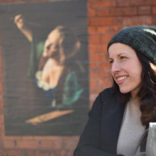 Anna Rita Mele takes her Artistic Liberties