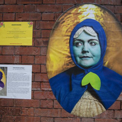 Women of the Liberties in Art
