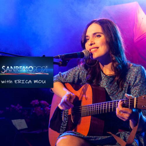 Sanremo Music Festival 2021: Erica Mou for Pinocchio Magazine