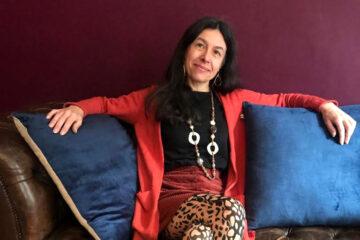 Anamaría Crowe Serrano: Bright Words in the Dark